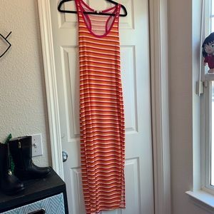 Max stripped dress
